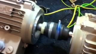 getlinkyoutube.com-Проверка новых генераторов на неодимовых магнитах