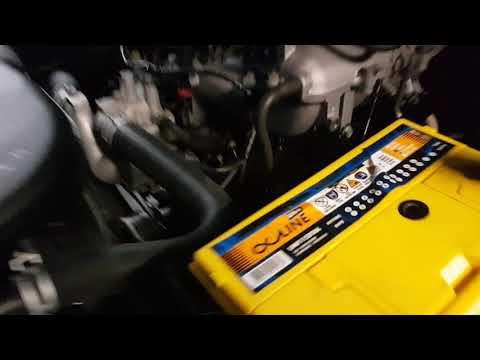 Где находится в Митсубиши Pajero Sport натяжной ролик ремня генератора