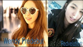 getlinkyoutube.com-Red Velvet Wendy Predebut Compilation | REDVELUTION