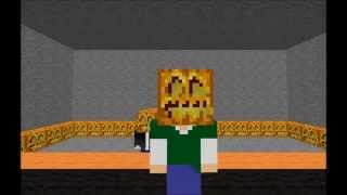 getlinkyoutube.com-*Halloween Special* [Minecraft animation] Minecraft player School - Scaring