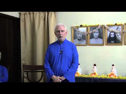 Living with Swami Kriyananda - Nayaswami Jyotish - 21 Nov 2013