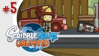 getlinkyoutube.com-FIREHOUSE NUKE - Scribblenauts Unlimited (Wii U) w/ Ze - Episode 5
