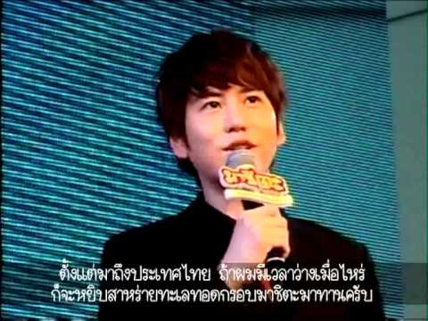 [110713][110615]Kyuhyun @ Masita press con [Full ver]