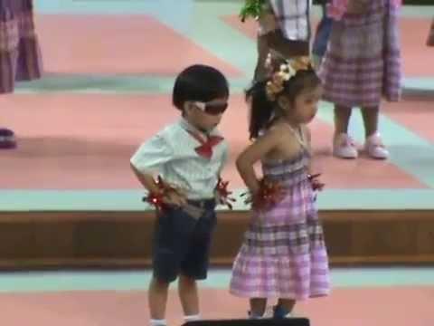 นู๋ Preform เต้นงาน Open House โรงเรียนสารสาสน์วิเทศหนองแขม 15 ก.ย. 57