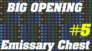 getlinkyoutube.com-Legion: BIG Emissary Chest Opening #5