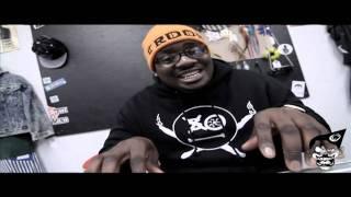 Moe Green - Trouble Raps
