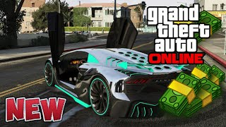 getlinkyoutube.com-GTA 5 Online Modded Money Lobbies In Next Gen? Billion Dollar Bounty Mods (GTA 5 PS4)