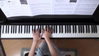 ねこふんじゃった  ピアノ