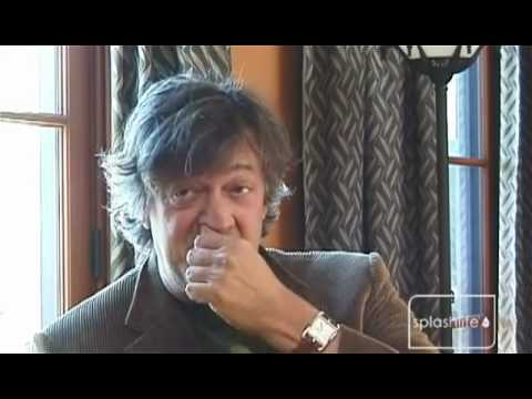 Stephen Fry on Everything
