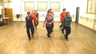 getlinkyoutube.com-In dreams - Country line dance