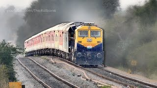 getlinkyoutube.com-One of the deadly Roller Coasters   Monster Gradient   Indian Railways