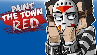 getlinkyoutube.com-PAINT THE TOWN RED - DISCO AND PRISON!!! (Co-op With Vanoss, Ohm & Nogla)