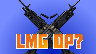 getlinkyoutube.com-Blacklight: Retribution PS4 - Is the Light Machine Gun OP?