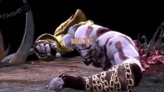 Mortal Kombat 9 (PS3/X360) Secret Fatalities