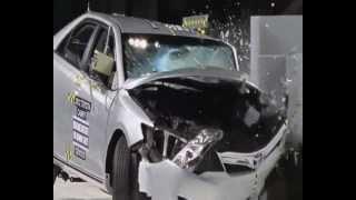 getlinkyoutube.com-مقارنة بين السيارات الكورية وتويوتا اليابانية في التصادم