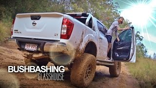 getlinkyoutube.com-New Navara Bush Bash test