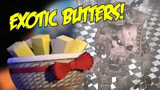 getlinkyoutube.com-FNAF SISTER LOCATION EXOTIC BUTTER'S DEEP SECRET.. - Five Nights at Freddy's Sister Location Fangame