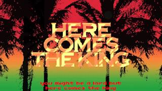 Snoop Lion - Here Comes the King (Lyric Video)