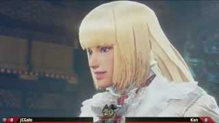 getlinkyoutube.com-The King of Iron Fist - Tekken 7 SoCal Qualifier - JCGalo (Josie) vs Kane (Lili)