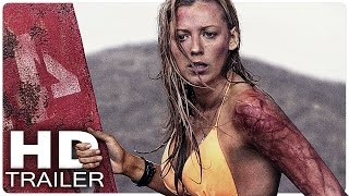 getlinkyoutube.com-THE SHALLOWS Trailer 1 + 2 German Deutsch | Filme 2016