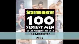 getlinkyoutube.com-100 Sexiest Men In the Philippines for 2013