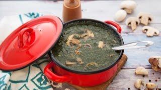 getlinkyoutube.com-مطبخ اسيا : كفتة الارز النباتية - فرنبيط بانيه نباتي - ملوخية المشروم