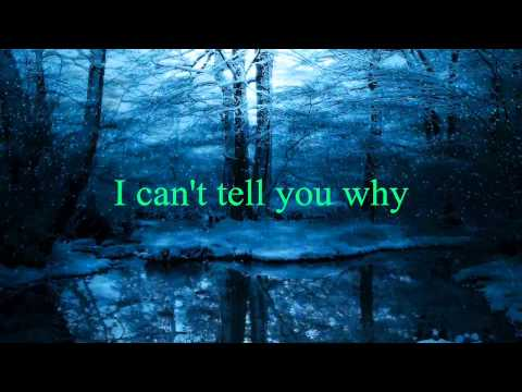 Eagles - I Can't Tell You Why [w Lyrics]