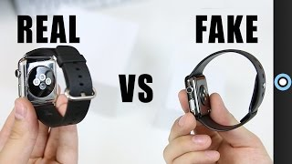 getlinkyoutube.com-Fake vs Real Apple Watch!