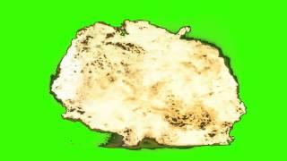 getlinkyoutube.com-Explosion - Green Screen
