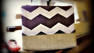 How To Make A Two Tone Clutch