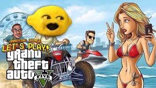getlinkyoutube.com-Grandpa Lemon Gets Confused by GTA V Mods
