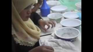 getlinkyoutube.com-Edible Bird Nest Cleaning Process in Kuantan