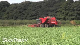 Agrifac Holmer Exxact SixxTraxx