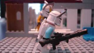 LEGO Star Wars the Clone Wars: the 327th Star Corps Episode 7