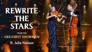 Rewrite The Stars (Piano/Cello/Violin Cover) -The Greatest Showman - The Piano Guys