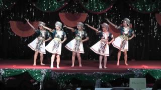 getlinkyoutube.com-Nkauj Hmoob Pem Suab - Fresno New Year Dance Comp (Round 1) 2011-2012