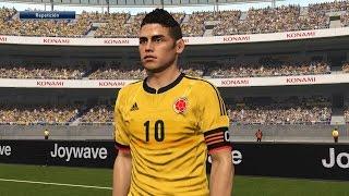 getlinkyoutube.com-Tutorial uniforme de Colombia eliminatorias Rusia2018 para PES2016 PS4 Next-Gen PESnosUNE
