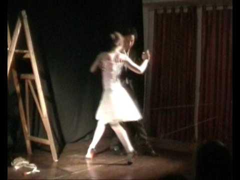 Tango di Pietra (La ballerina della scala)