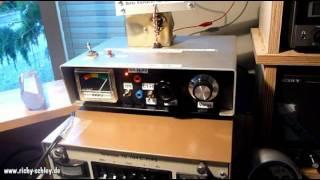 getlinkyoutube.com-Eigenbau magnetische Loop Antenne Mittelwelle Kurzwelle