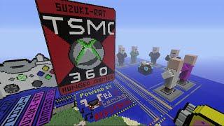 getlinkyoutube.com-TSMC Hunger Games World Tour 4 Minecraft Xbox 360