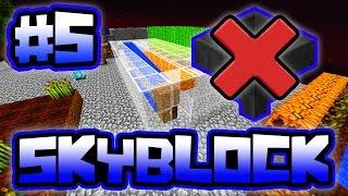 getlinkyoutube.com-YOU CAUGHT ME CHEATING!! | Server SkyBlock in Minecraft #5 S2