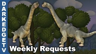 getlinkyoutube.com-Spore - Brachiosaurus