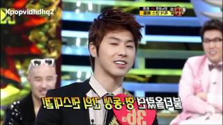 getlinkyoutube.com-U-know Yunho(TVXQ) VS Junho(2PM) Dance battle