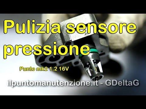 Pulizia sensore pressione (MAF) Punto mk2 1.2 16V