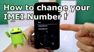 getlinkyoutube.com-How to change your IMEI number on Android MTK Smartphones [HD]