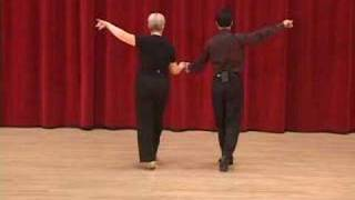 getlinkyoutube.com-Gold Cha Cha - Cuban Break with Hip Rocks Ballroom Dance Lesson