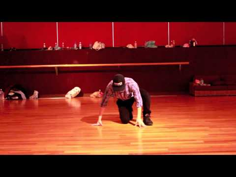 S**T KINGZ WORKSHOP IN LONDON - KAZUKI (KNOW YOUR NAME)