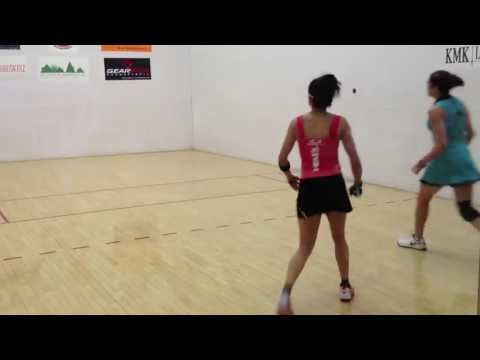 #1 Professional Racquetball Player in the World, Paola Longoria