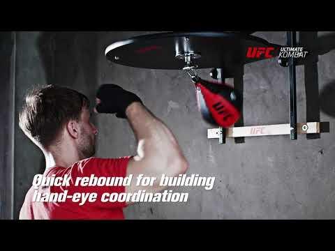 UFC Contender Maya PU Speed Bag