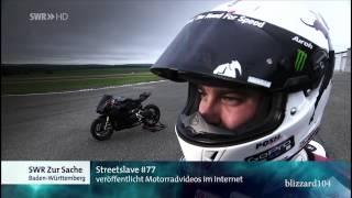 Der Video-Wettstreit der Motorradfahrer | HD | SWR Reportage + Kommentar